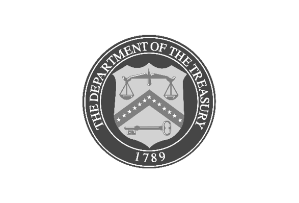 US Department of the Treasury Logo
